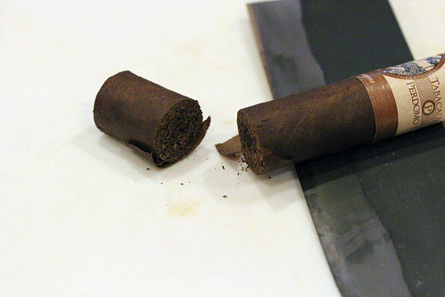 Chop the cigar