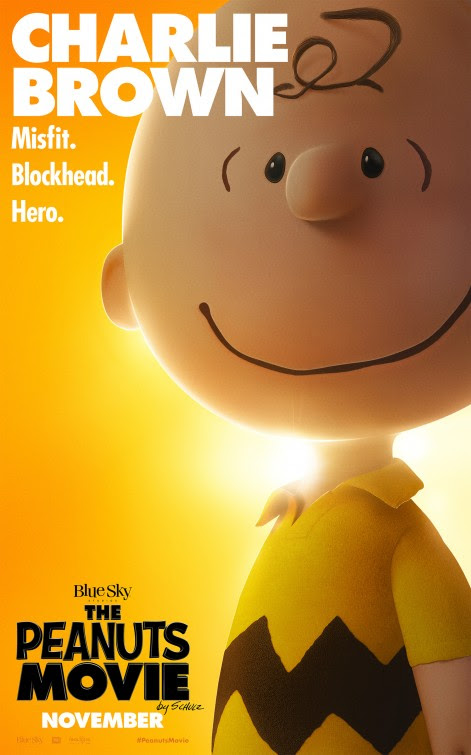 Snoopy and Charlie Brown: The Peanuts Movie Movie Poster
