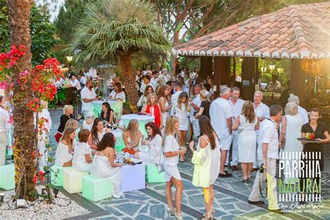 Parrilla Natural White Party   My Guide Algarve