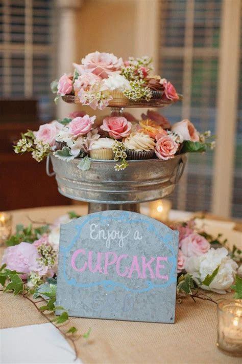 Rock'n Rustic Wedding Dessert Tables & Displays   Mon