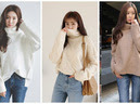 3 cách phối áo len chất lừ mùa thu đông 2020, những cô nàng quê mùa nhất cũng có thể dễ dàng thực hiện thành thạo