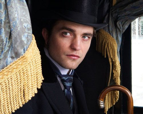 Bel Ami (Still), Robert Pattinson