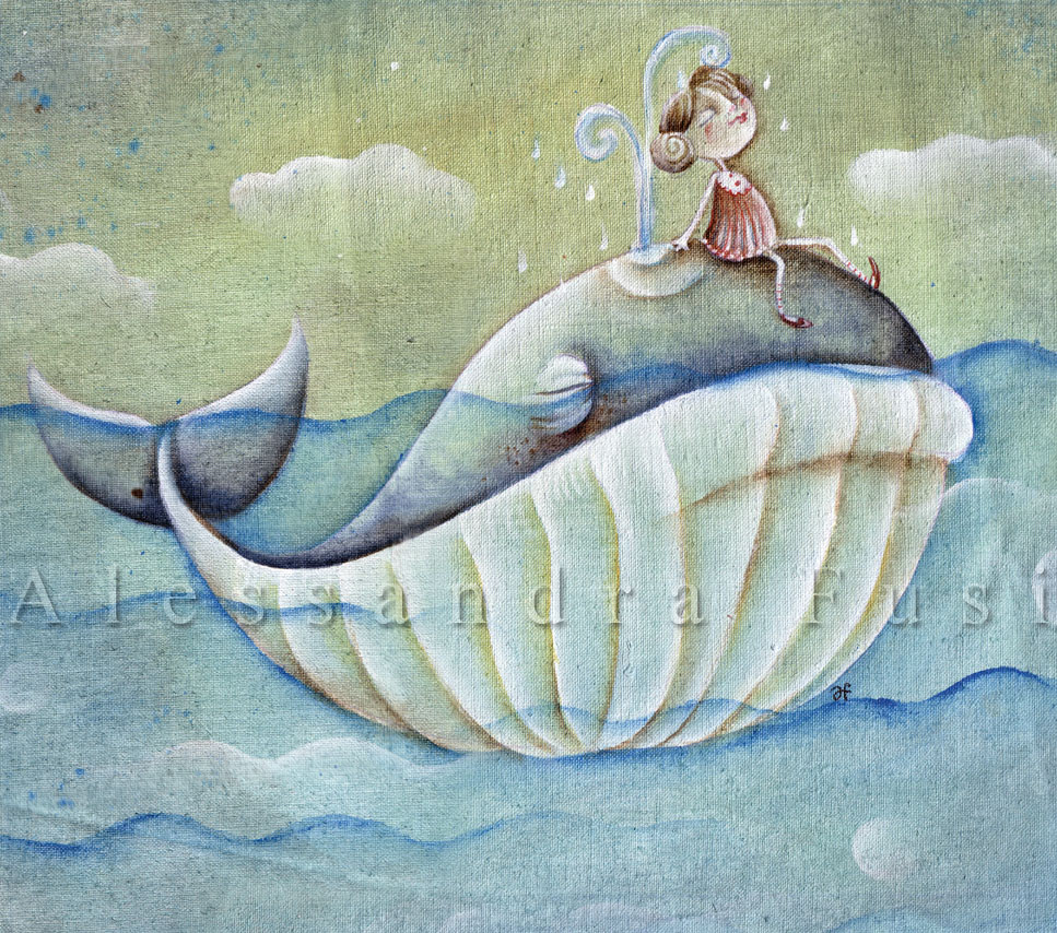 Once Upon a  Whale