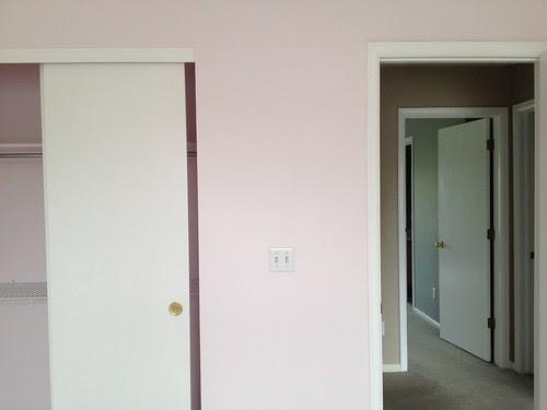 avery's very, very, very pink room