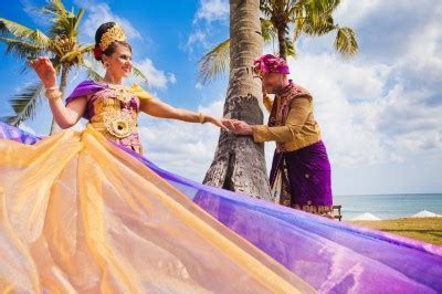 Balinese Wedding Ceremony jigsaw puzzle in People puzzles