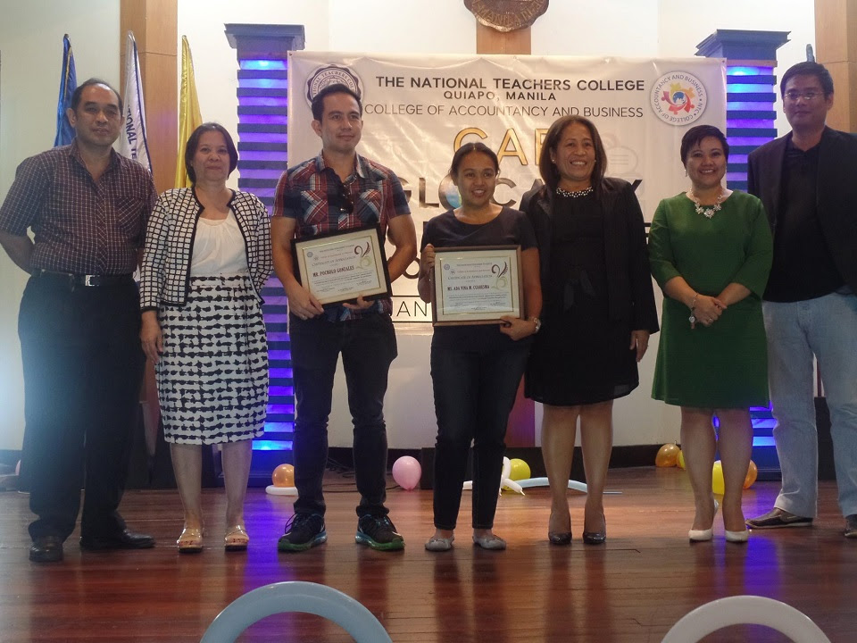 The VoiceMaster and the Voice Care Queen with NTC CAB Faculty