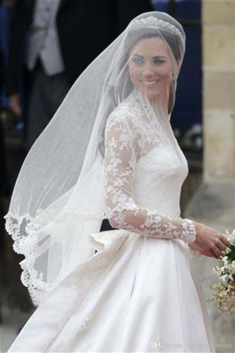Luxury Vintage Muslim Wedding Veils 1960s Best Selling