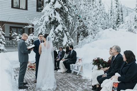 Emerald Lake winter Wedding Emerald Lake wedding Photographer