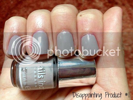 Nails Inc Porchester Square review