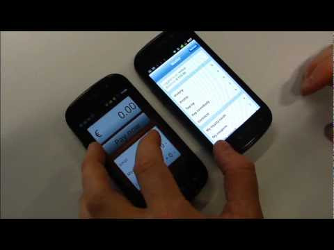 NFC payment - Nexus S tag emulation mode - Mobile Wallet