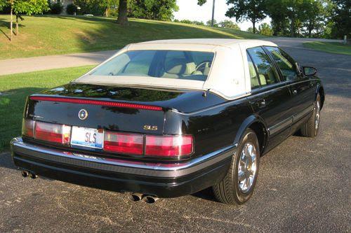 Buy used 1995 Cadillac Seville SLS Sedan 4-Door 4.6L in ...