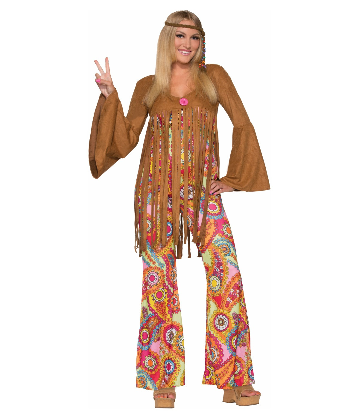 woodstock sweetie hippie womens costume  hippie costumes