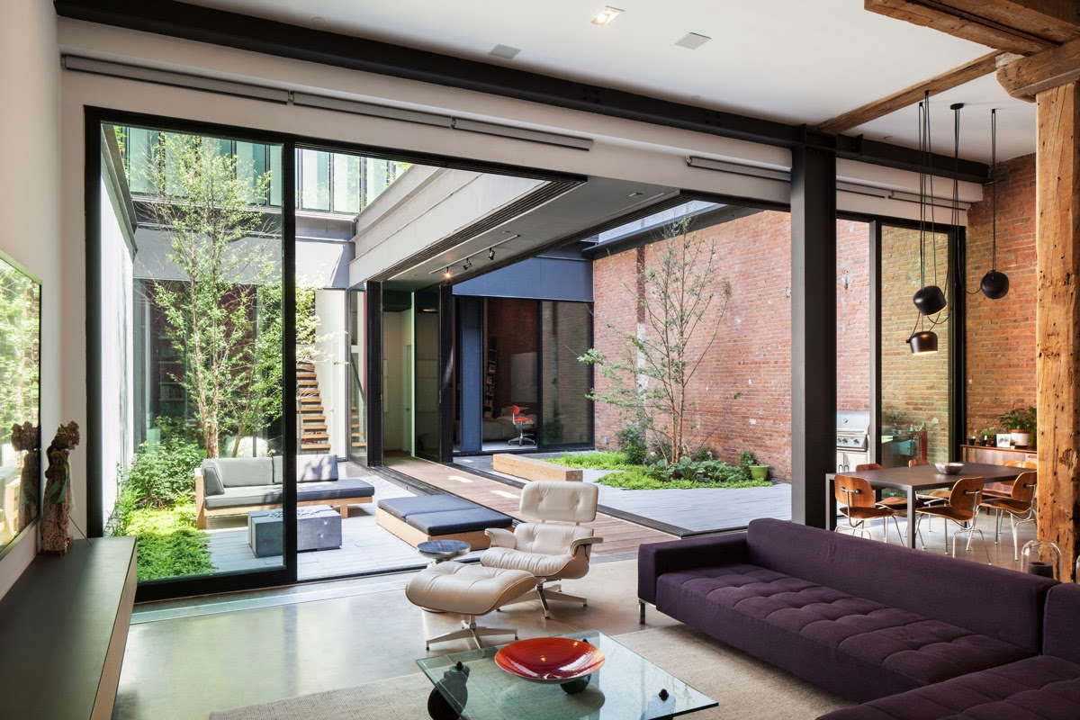 15 Captivating Courtyard Designs That Make Us Go Wow