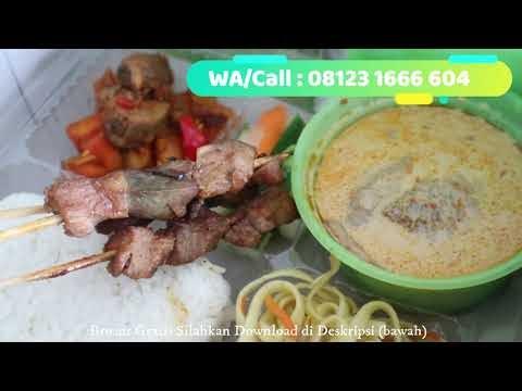 Harga Catering Aqiqah 2019 Surabaya, Sidoarjo, Gresik dan Kota Lainnya