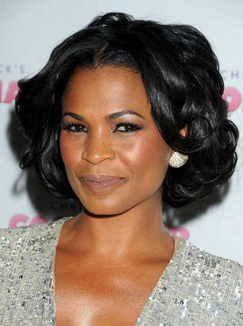 Nia  Long  Pixie Hairstyles  The Best Short Hairstyles  for