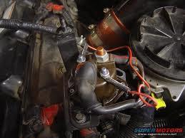 I have a 95 F250 7.3L turbo diesel. The new glow plug ...