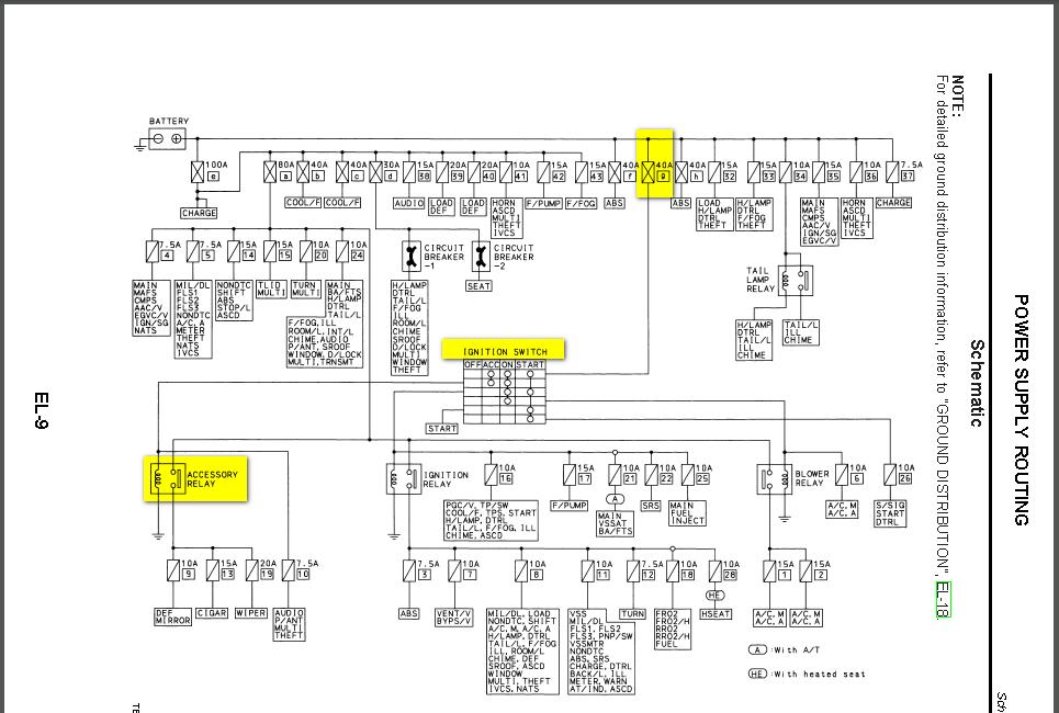 1999 Infiniti G20 Wiring Diagram Mini Cooper Door Wiring Diagram 5pin Yenpancane Jeanjaures37 Fr