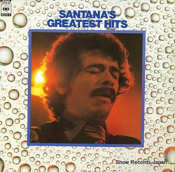 SANTANA santana's greatest hits
