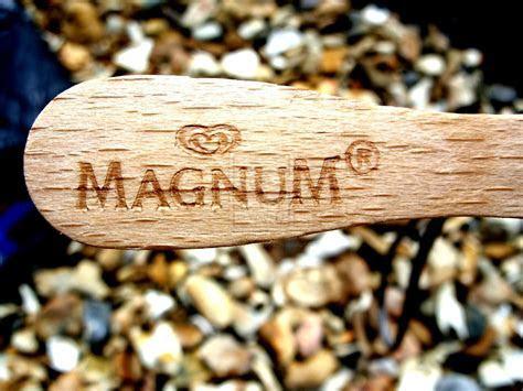My Magnum Ice Cream Indulgence   The Adventures of AdventuRoj!