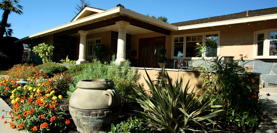 South Bay California Landscape Design Installation
