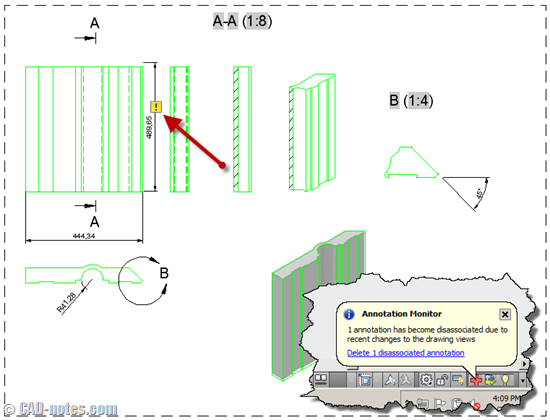 2D drawings from 3D in AutoCAD