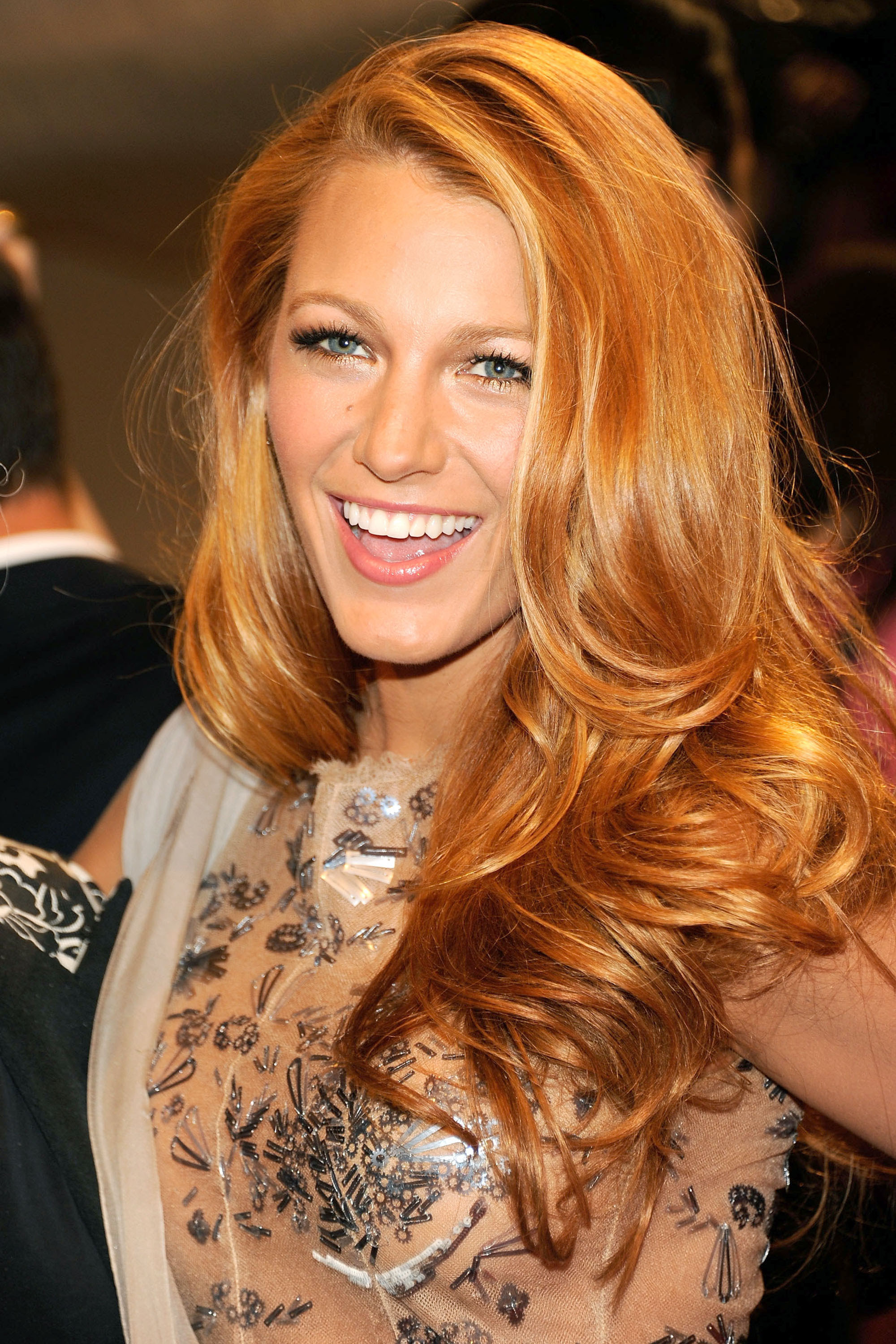 Best Strawberry Blonde Hair Color Shades  Best Celebrity Strawberry Blonde Hairstyles