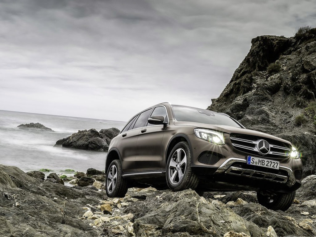 2016 Mercedes-Benz GLC: Photos, Reviews, News, Specs, Buy car