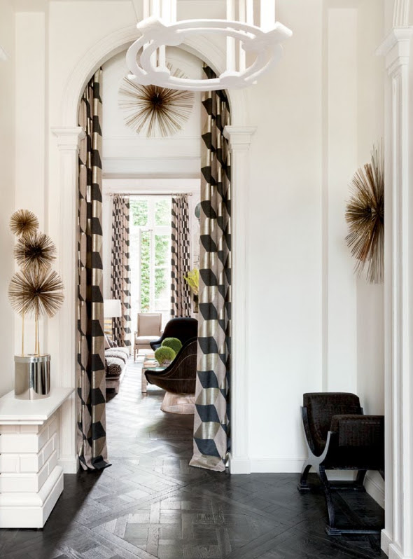 Lauren Santo Domingo's Paris Apartment