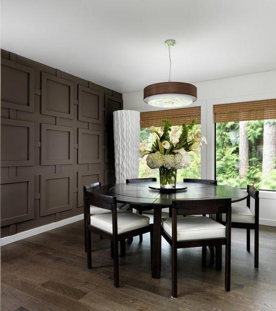Dining Room Wall Decor Treatment Ideas — Eatwell101