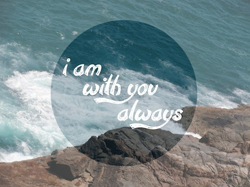 I Am With You Always The Salvation Army New Jersey