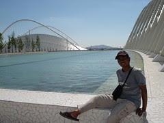 Di Stadium Olympic, Athens, Greece