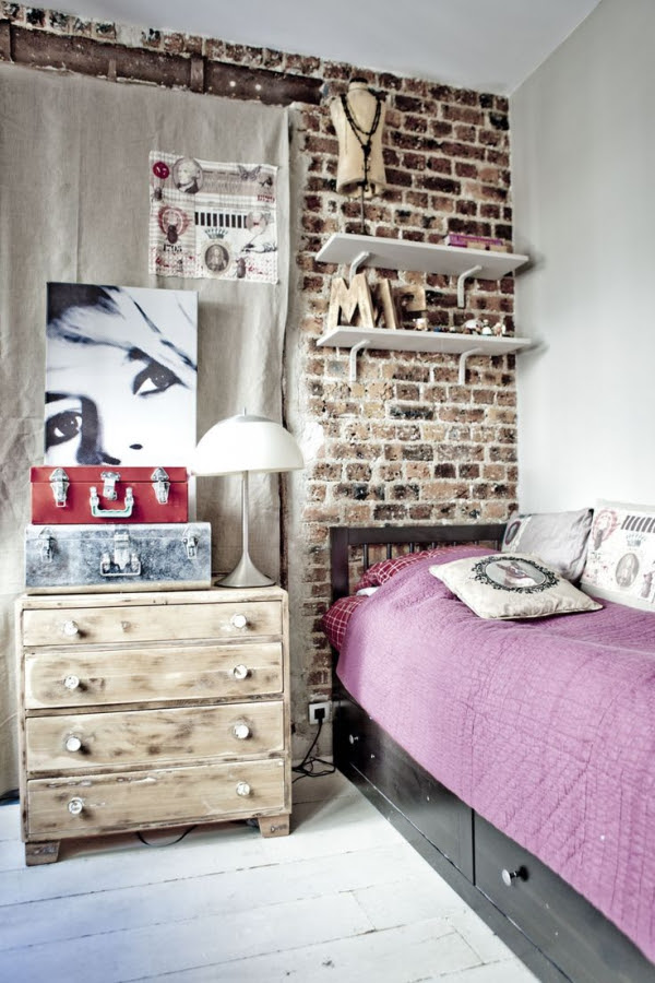 Big ideas for small bedrooms » Adorable Home