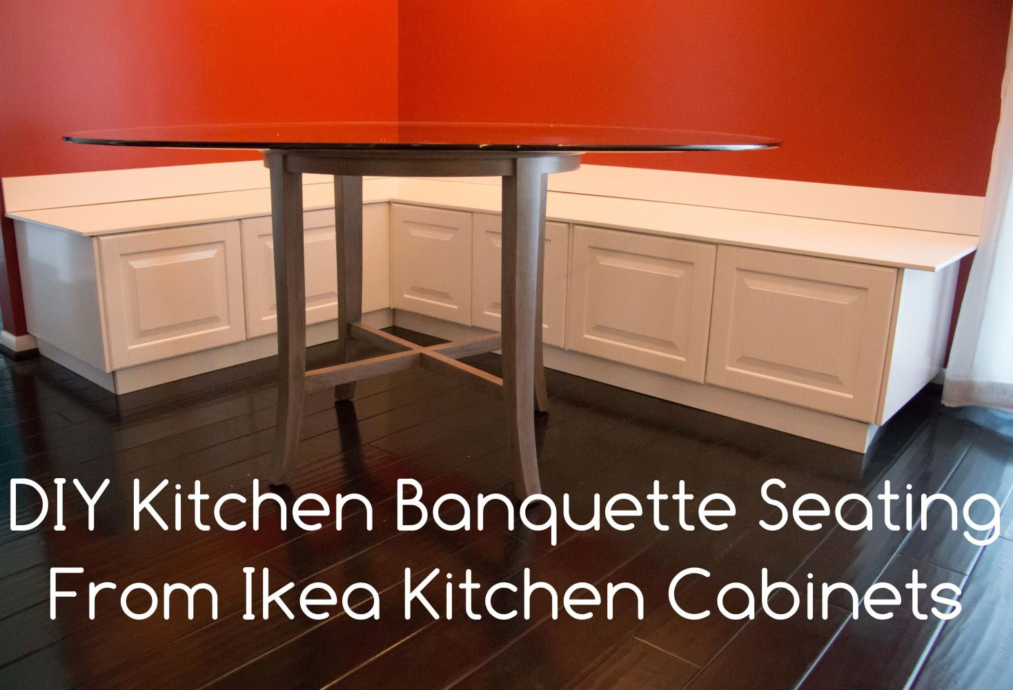 Alohakitchen 18feb How To Build A Kitchen Bench Seat