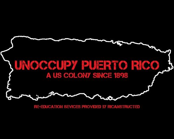 UNOCCUPY PUERTO RICO by vagabond ©