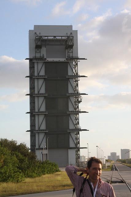 MSL Atlas V at Launch Complex 41