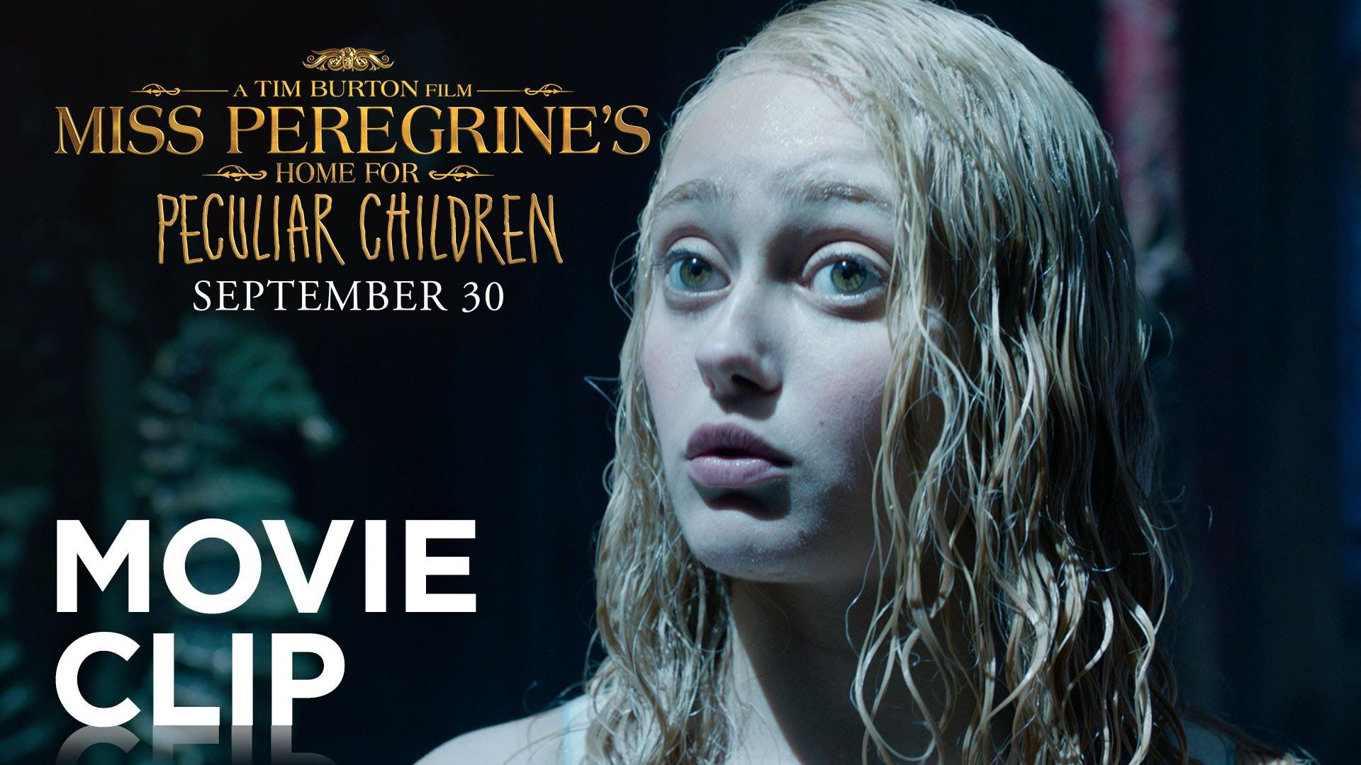 Miss Peregrine S Home For Peculiar Children Secret Hideout