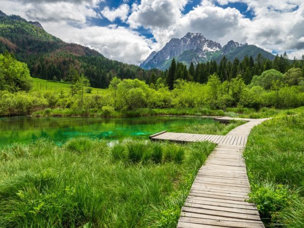 Top 10 Trails in Europe for a Walking Holiday