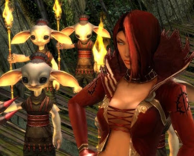 Guildwars Platinum Edition role-playing game - Review