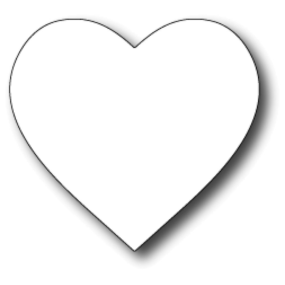 Free Printable Heart Coloring Pages For
