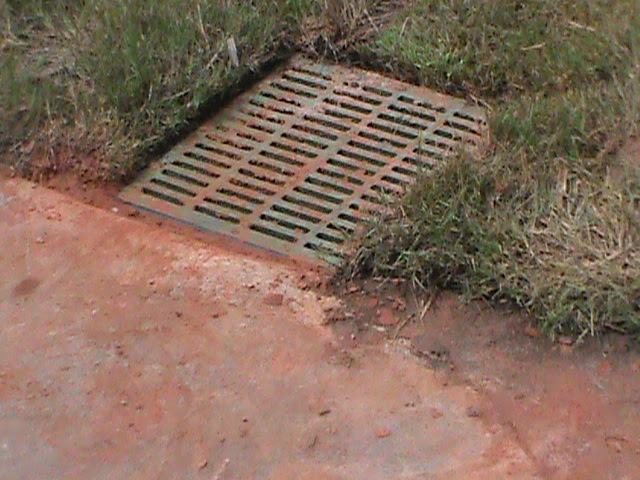 Cmg Sprinklers And Drains French Drain As Part Of A