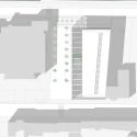 Pontivy Media Library / Opus 5 architectes Site Plan
