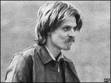 Christian Klar. Photo: March 1983