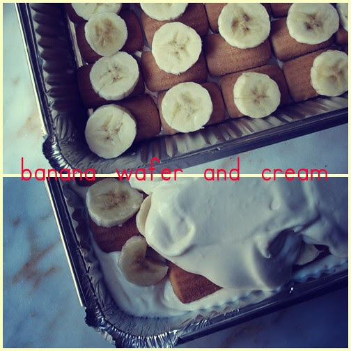 Magnolia Bakerys famous banana pudding