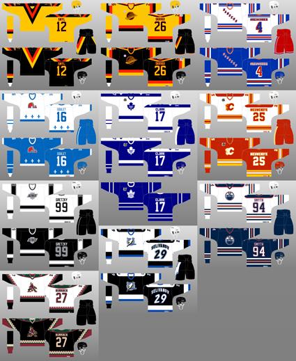 Michel Petit jersey history