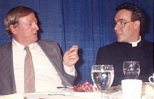 William F. Buckley and Robert Sirico