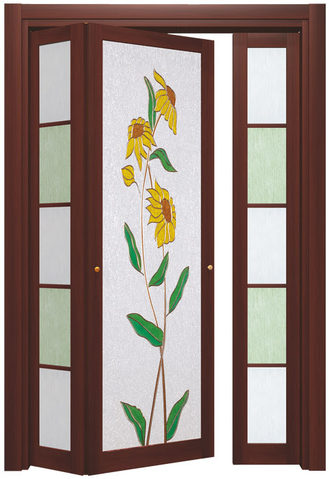 Modern Folding Doors by Foa Porte | DigsDigs