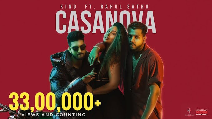 CASANOVA LYRICS - KING | THE GORILLA BOUNCE