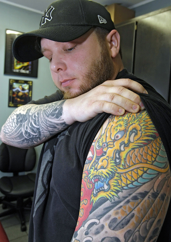 Tattoo Or Taboo Commenters Debate Pros And Cons Of Permanent Body
