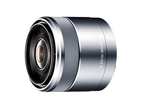 SONY 単焦点マクロレンズ E 30mm F3.5 Macro