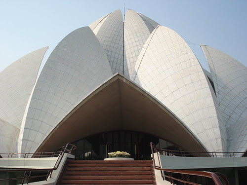Lotus Temple - Delhi, India by pkatwa.